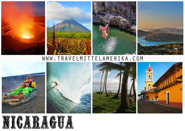 Central America travel